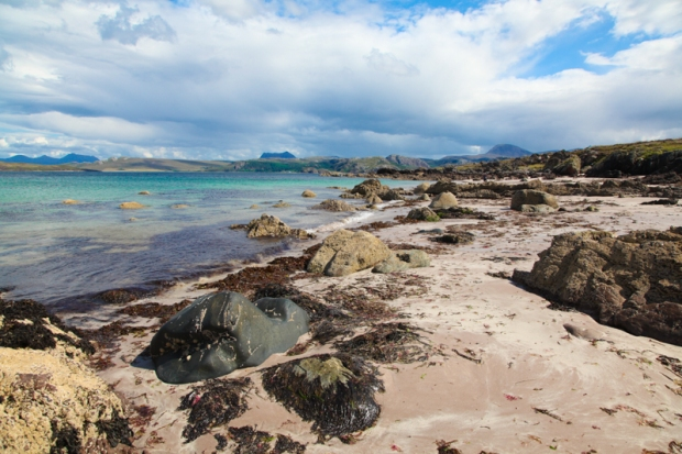 First Coast beach on the northern coast of Scotland. Now my favourite beach in the world!