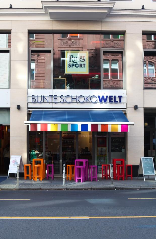 Ritters Sport in Berlin