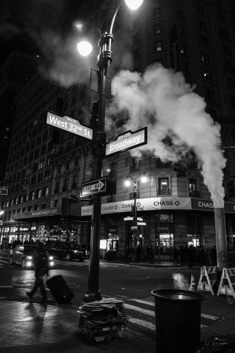 New York really does not sleep!