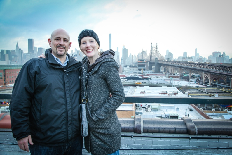 A lovely anniversary trip to New York and a city I hope to return to!