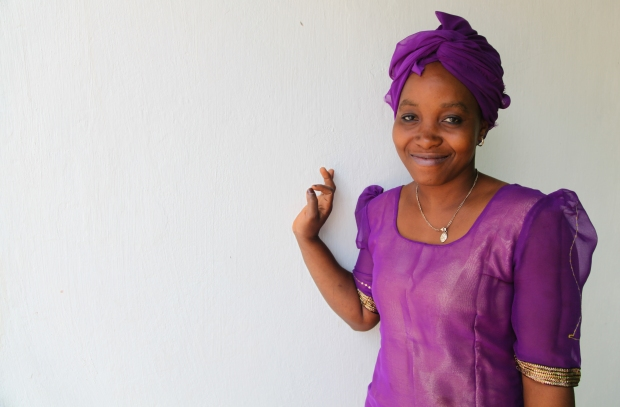 """I have gained knowledge in ICT and that means I am now empowered"" (Mariatu, a 2015 DST student)"